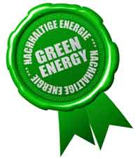 We were the winners of the Green Energy award