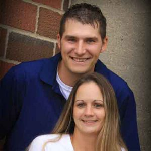 Chris and Kristina Grote from Sioux Falls SD