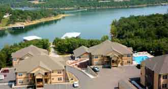 This is a the private condo complex known as Rockwood Resort. Made up of privately owned condominiums, it is truly one of the premiere condo complexes in all of Branson, MO.