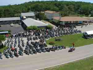 For one week a year we host an incredible reunion of Indian Motorcycle Riders from across the nation.