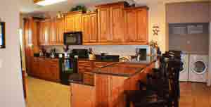 Branson condos for rent should all have a kitchen as great as this one.