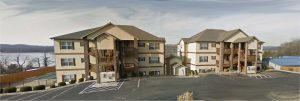 Incredibly relaxing condos for rent at Table Rock Sunset