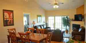 Stunning top floor condo with a great lakeview of Table Rock