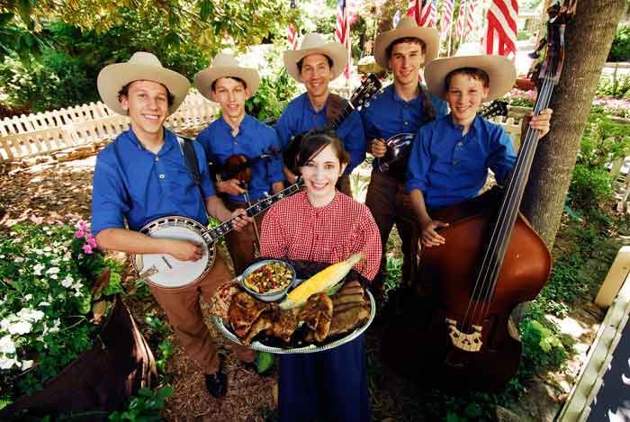The bluegrass and BBQ festival is one of the highlights of the season for Silver Dollar City